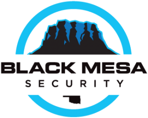 Black Mesa Security Logo