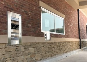 Installation project completed by black mesa security