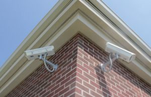 security cameras professionally installed by black mesa security